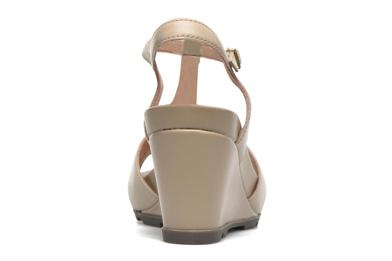 Sandales et nu-pieds Stonefly Anita 3 Beige vue droite