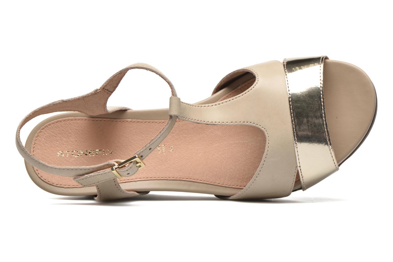 Sandales et nu-pieds Stonefly Anita 3 Beige vue gauche