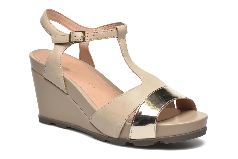 Sandales et nu-pieds Stonefly Anita 3 Beige vue détail/paire