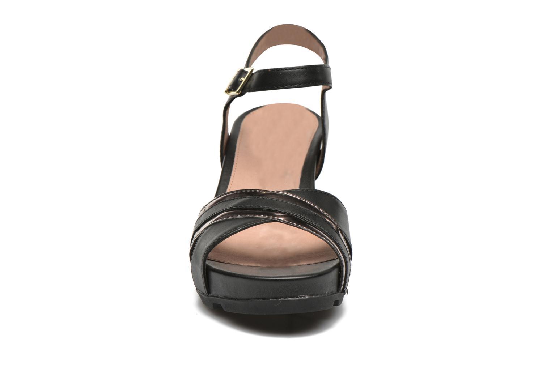 Sandalen Stonefly Anita 4 schwarz schuhe getragen