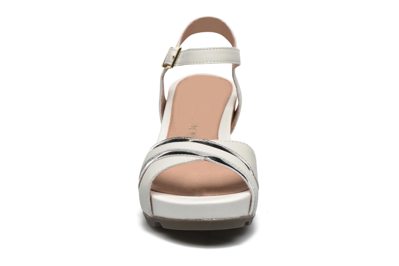 Sandalen Stonefly Anita 4 weiß schuhe getragen