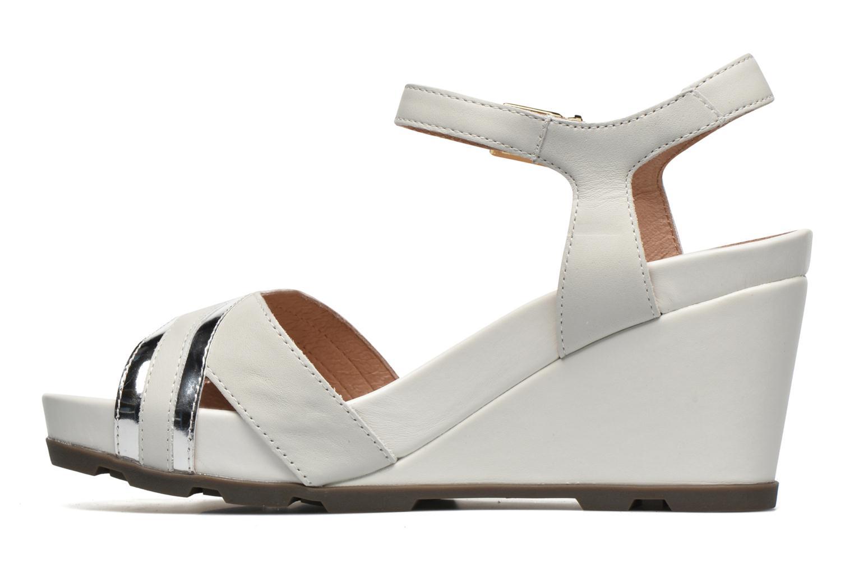 Sandales et nu-pieds Stonefly Anita 4 Blanc vue face