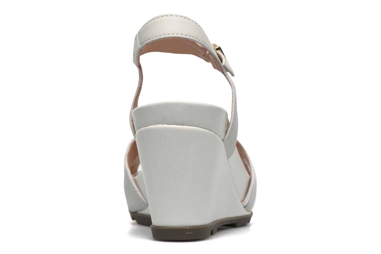 Sandales et nu-pieds Stonefly Anita 4 Blanc vue droite