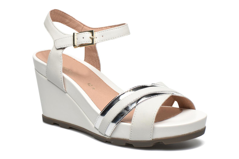 Sandales et nu-pieds Stonefly Anita 4 Blanc vue détail/paire