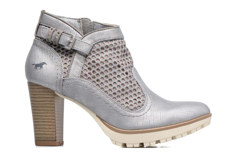 Bottines et boots Mustang shoes Eva Gris vue derrière