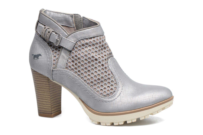 Bottines et boots Mustang shoes Eva Gris vue détail/paire