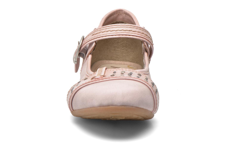 Ballerinas Mustang shoes Julietta rosa schuhe getragen