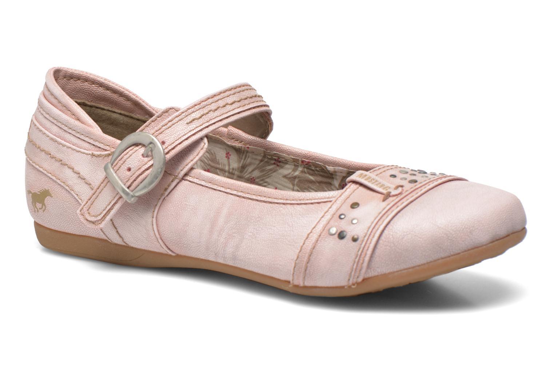 Ballerinas Mustang shoes Julietta rosa detaillierte ansicht/modell
