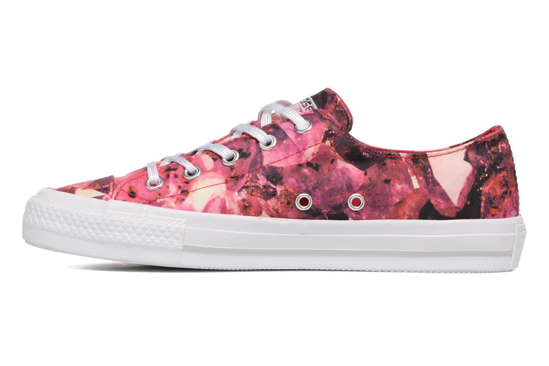 Sneaker Converse Chuck Taylor All Star Gemma Ox rot ansicht von vorne