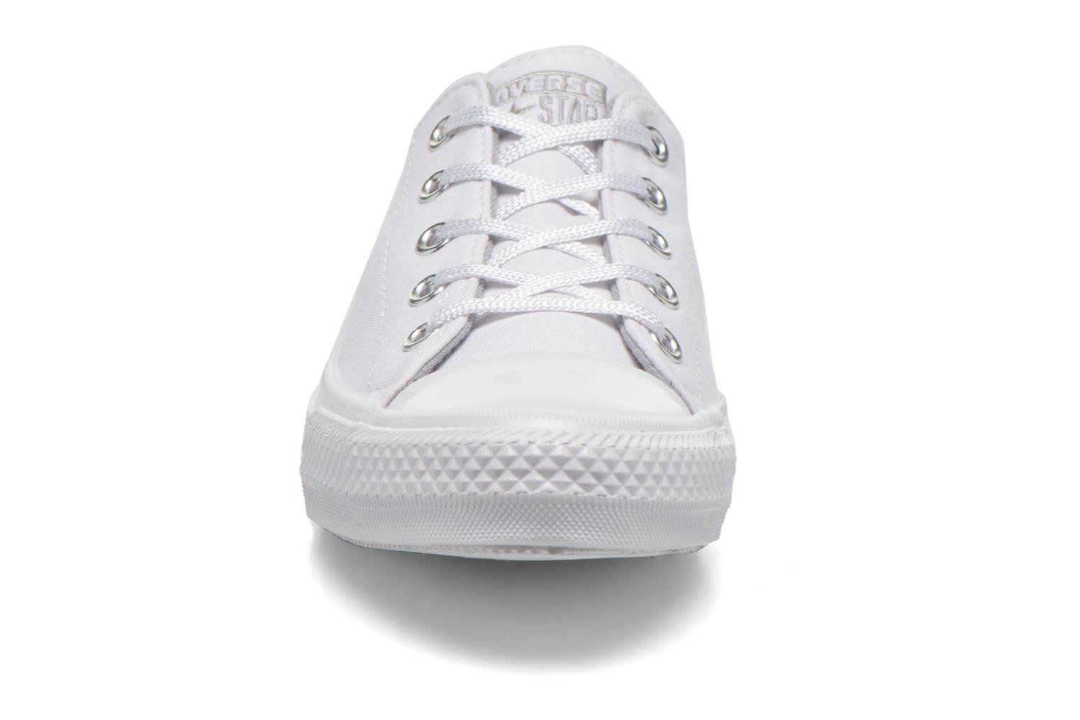 Chuck Taylor All Star Gemma Twill Ox White/Mouse/White