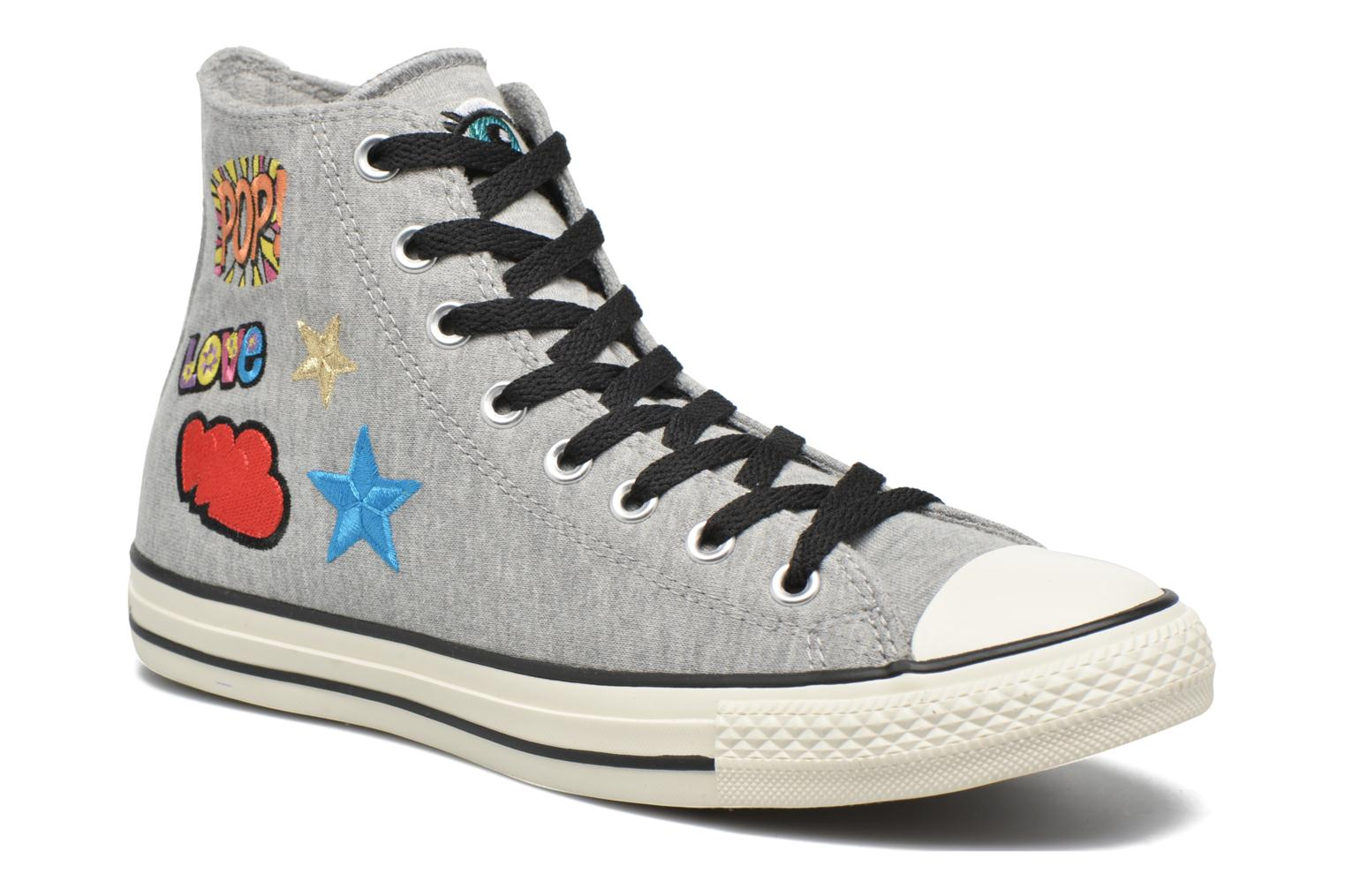 Chuck Taylor All Star Hi Patches M Dolphin/Egret/Black