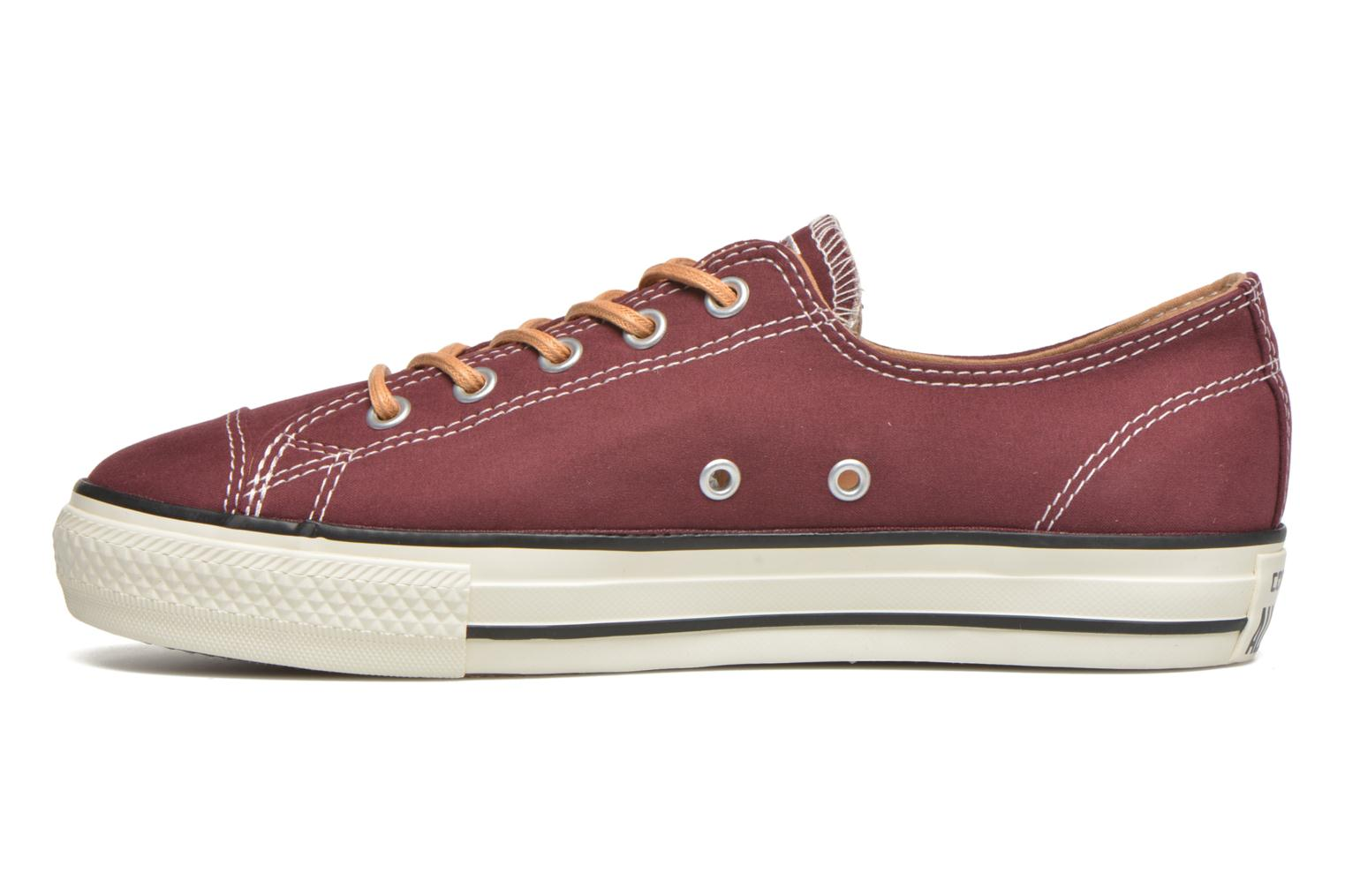 Sneaker Converse Ctas High Line Peached Canvas Ox rot ansicht von vorne