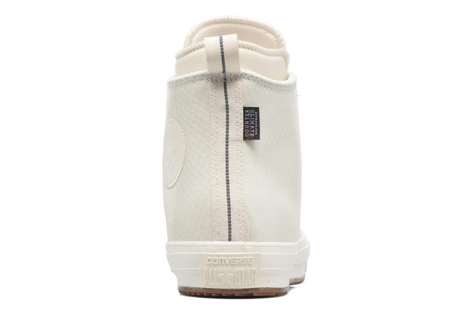Trainers Converse Ctas II Boot Hi M Beige view from the right