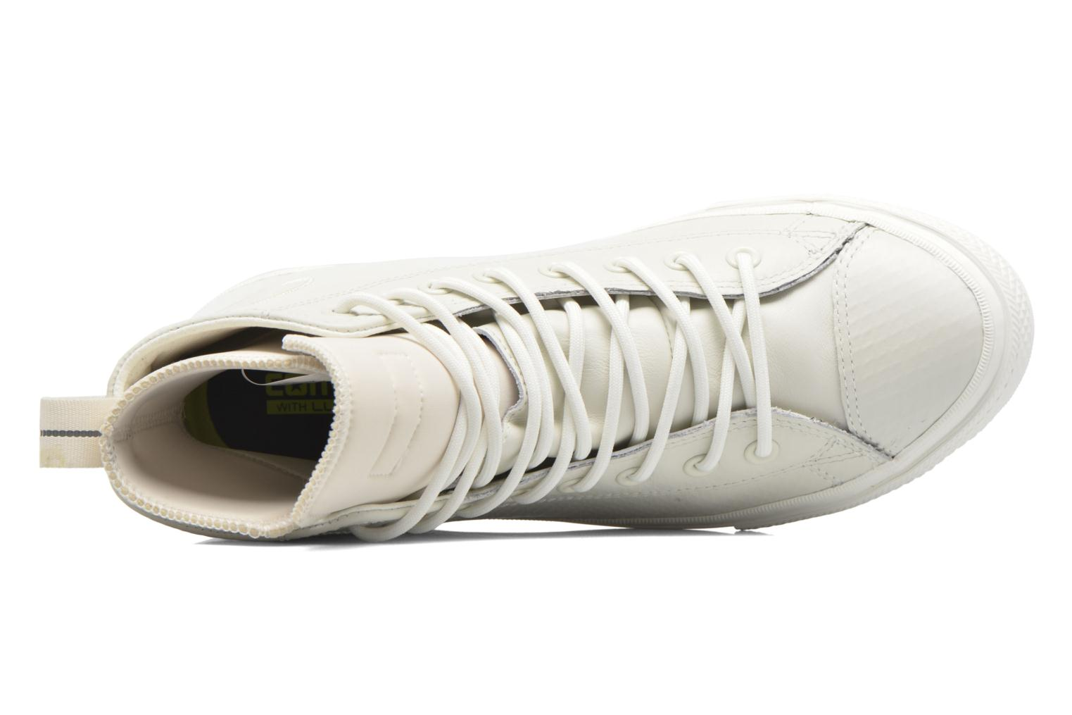 Trainers Converse Ctas II Boot Hi M Beige view from the left