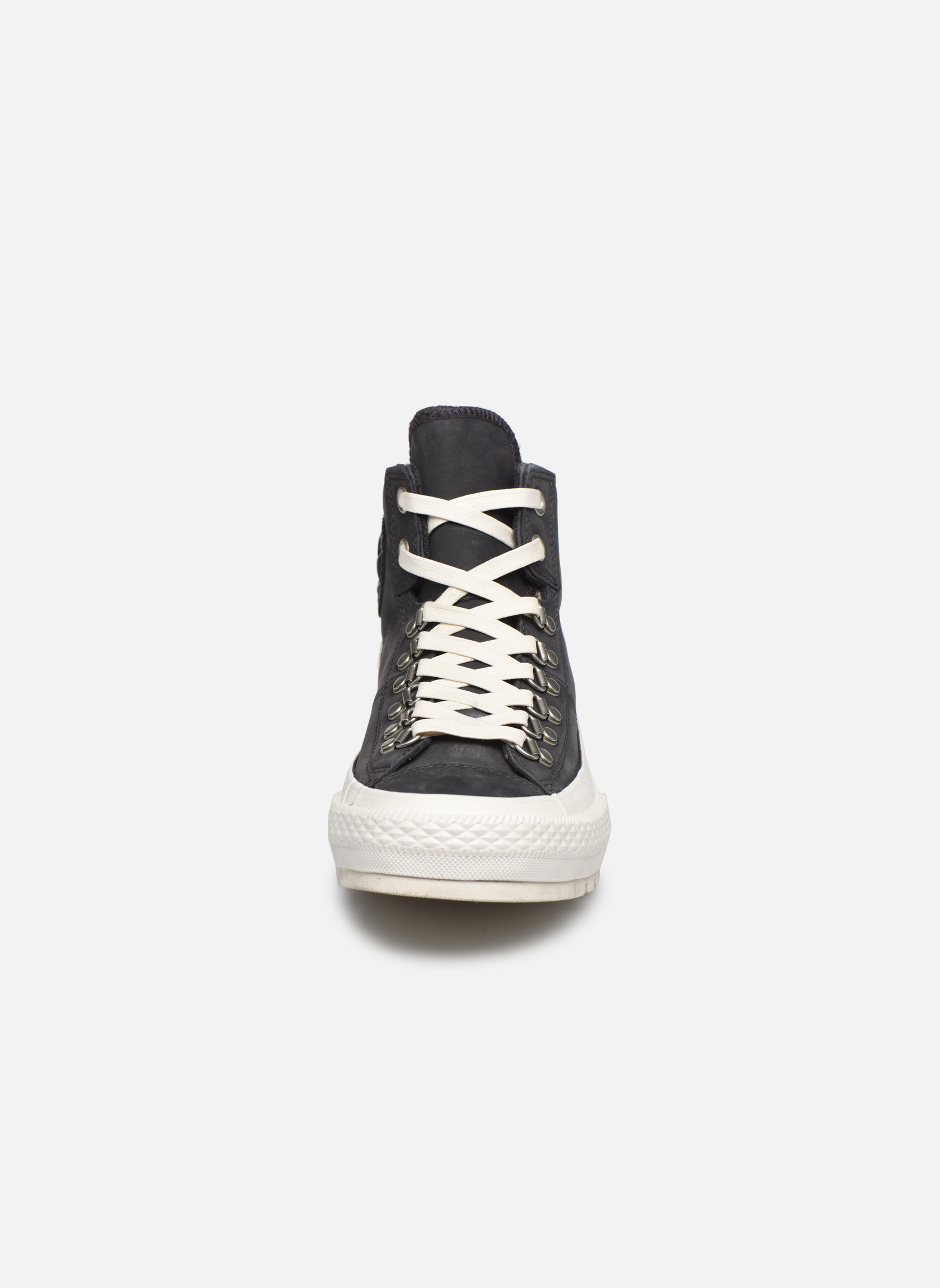 Trainers Converse Ctas Street Hiker Hi Black model view