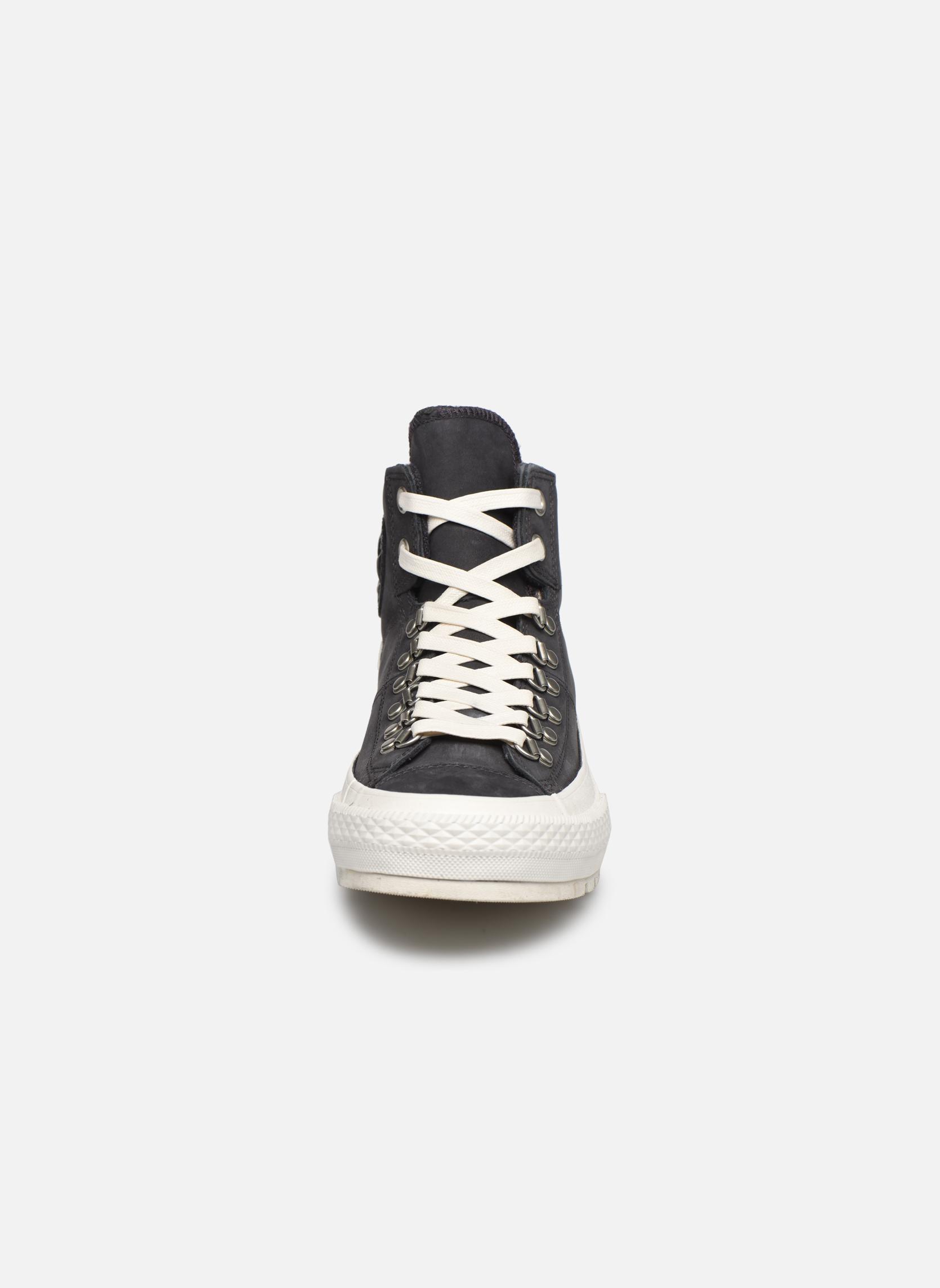 Baskets Converse Ctas Street Hiker Hi Noir vue portées chaussures