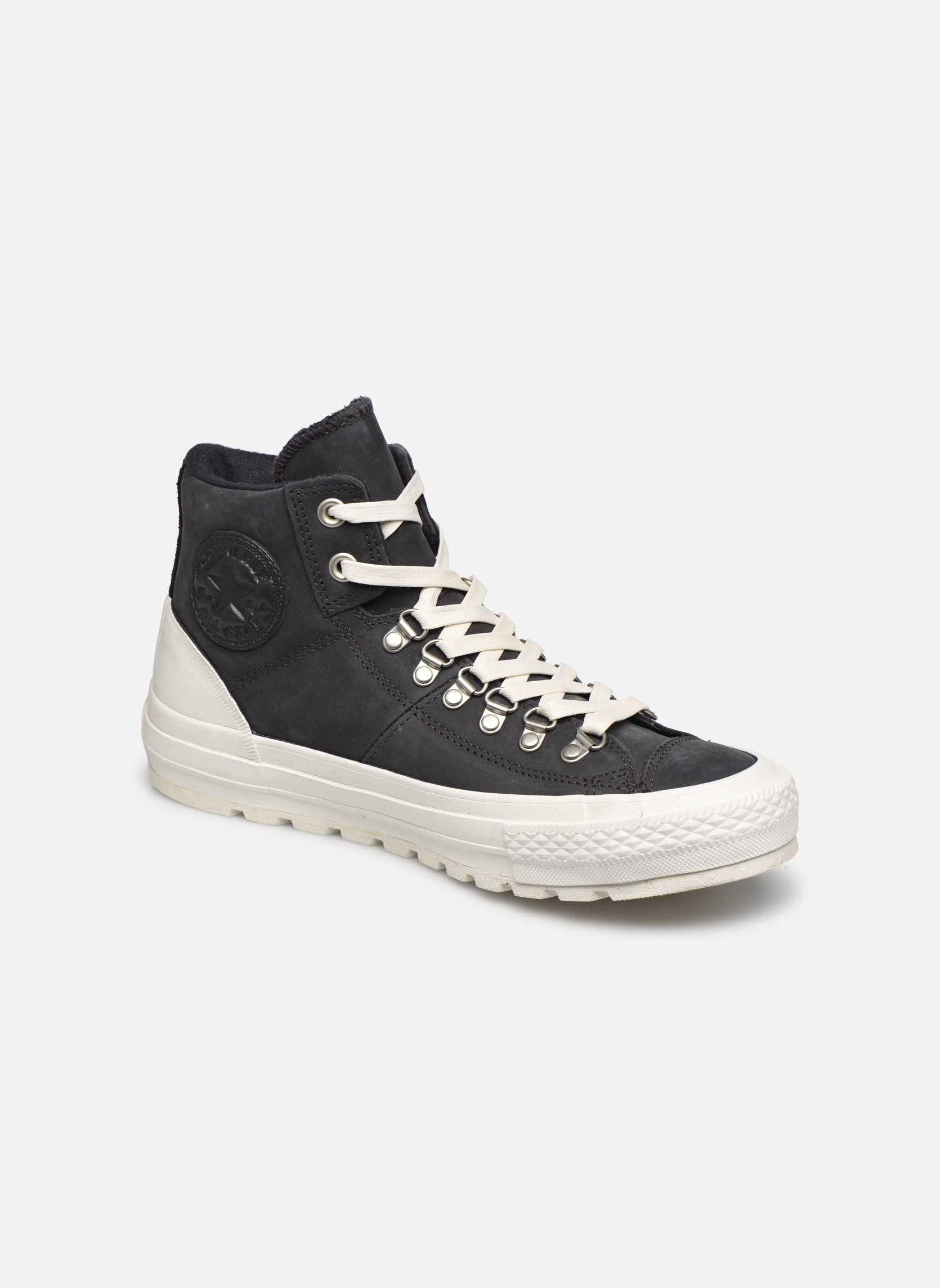 Trainers Converse Ctas Street Hiker Hi Black detailed view/ Pair view