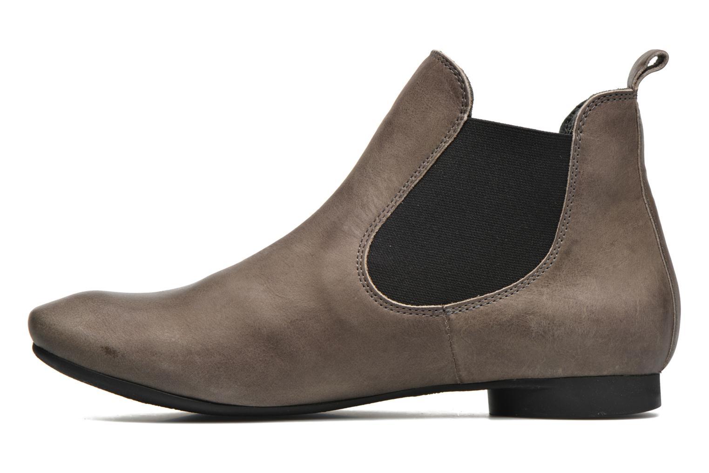 Bottines et boots Think! Guad 87293 Gris vue face