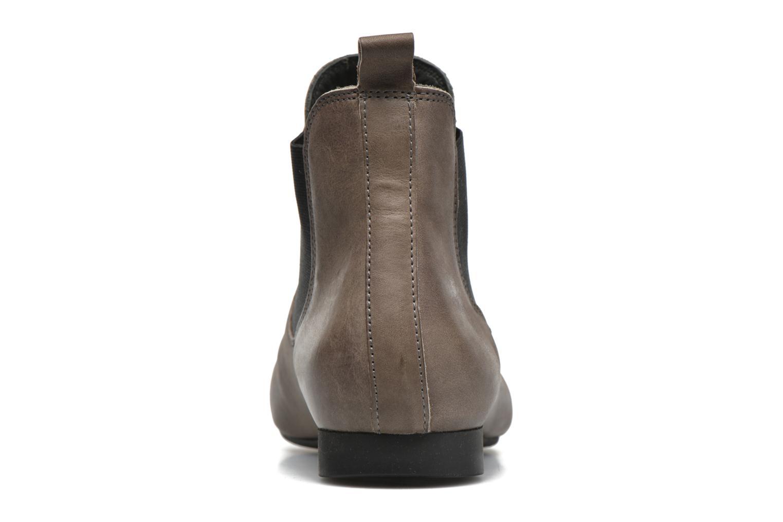 Bottines et boots Think! Guad 87293 Gris vue droite