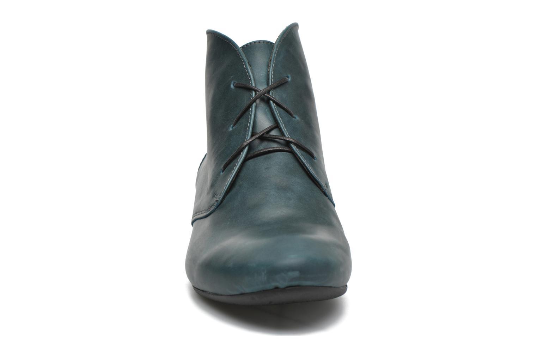 Bottines et boots Think! Guad 87298 Bleu vue portées chaussures