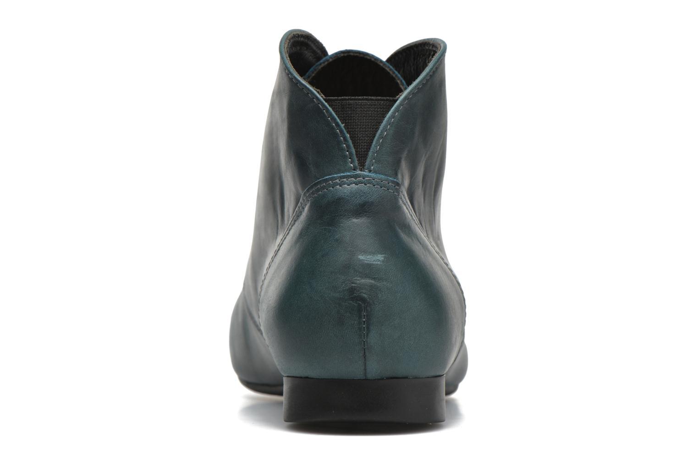 Bottines et boots Think! Guad 87298 Bleu vue droite