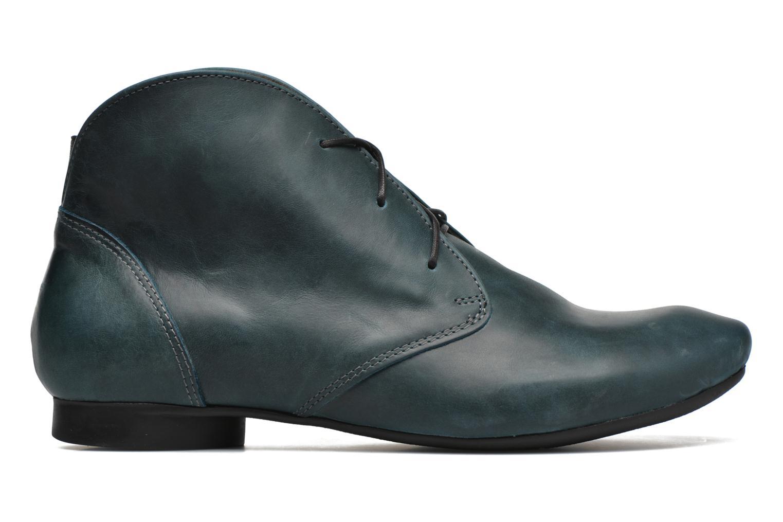 Bottines et boots Think! Guad 87298 Bleu vue derrière