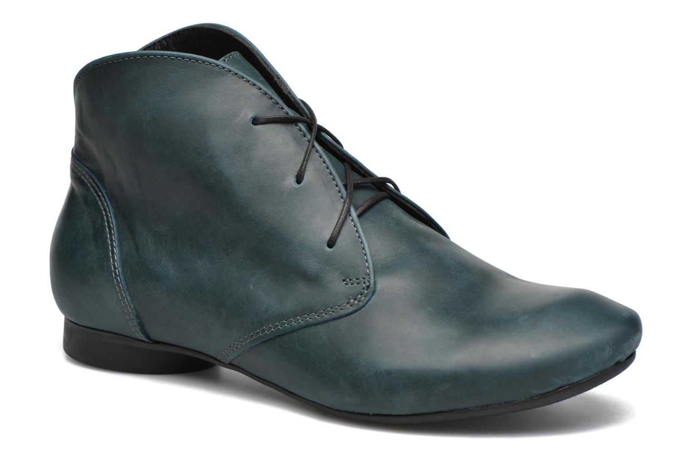 Bottines et boots Think! Guad 87298 Bleu vue détail/paire