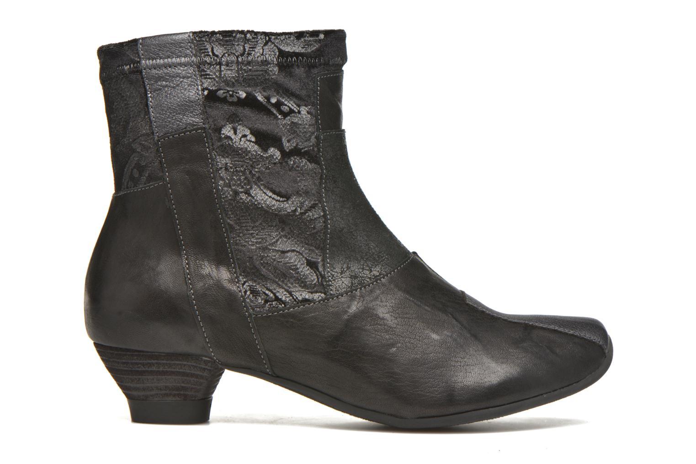 Bottines et boots Think! Aida 87260 Noir vue derrière