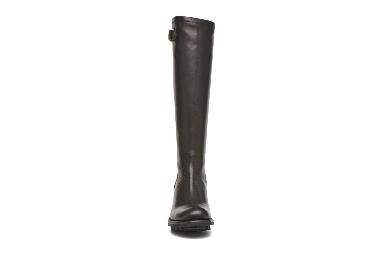 Boots & wellies Free Lance Justy 7 cavalière Black model view