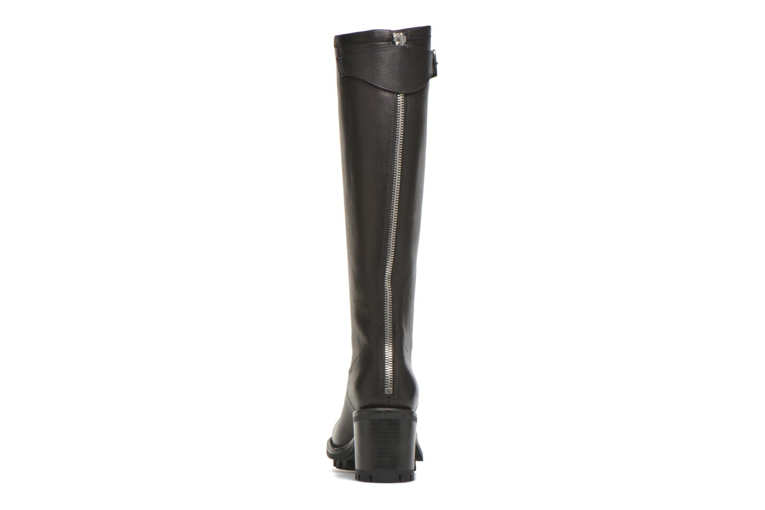 Boots & wellies Free Lance Justy 7 cavalière Black view from the right