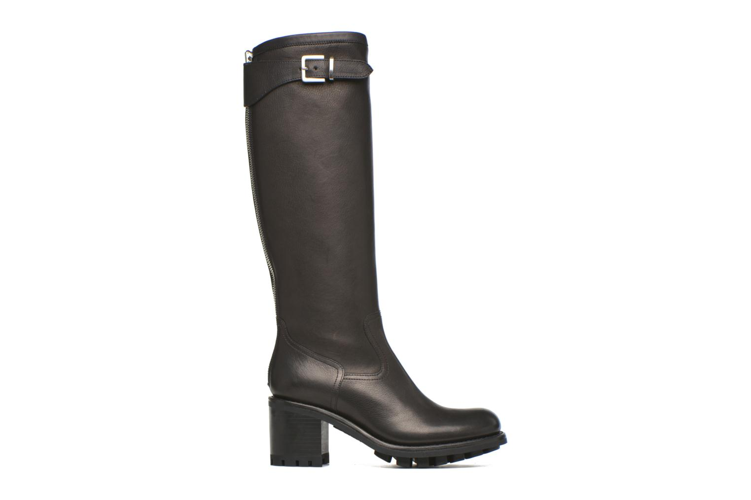 Boots & wellies Free Lance Justy 7 cavalière Black back view