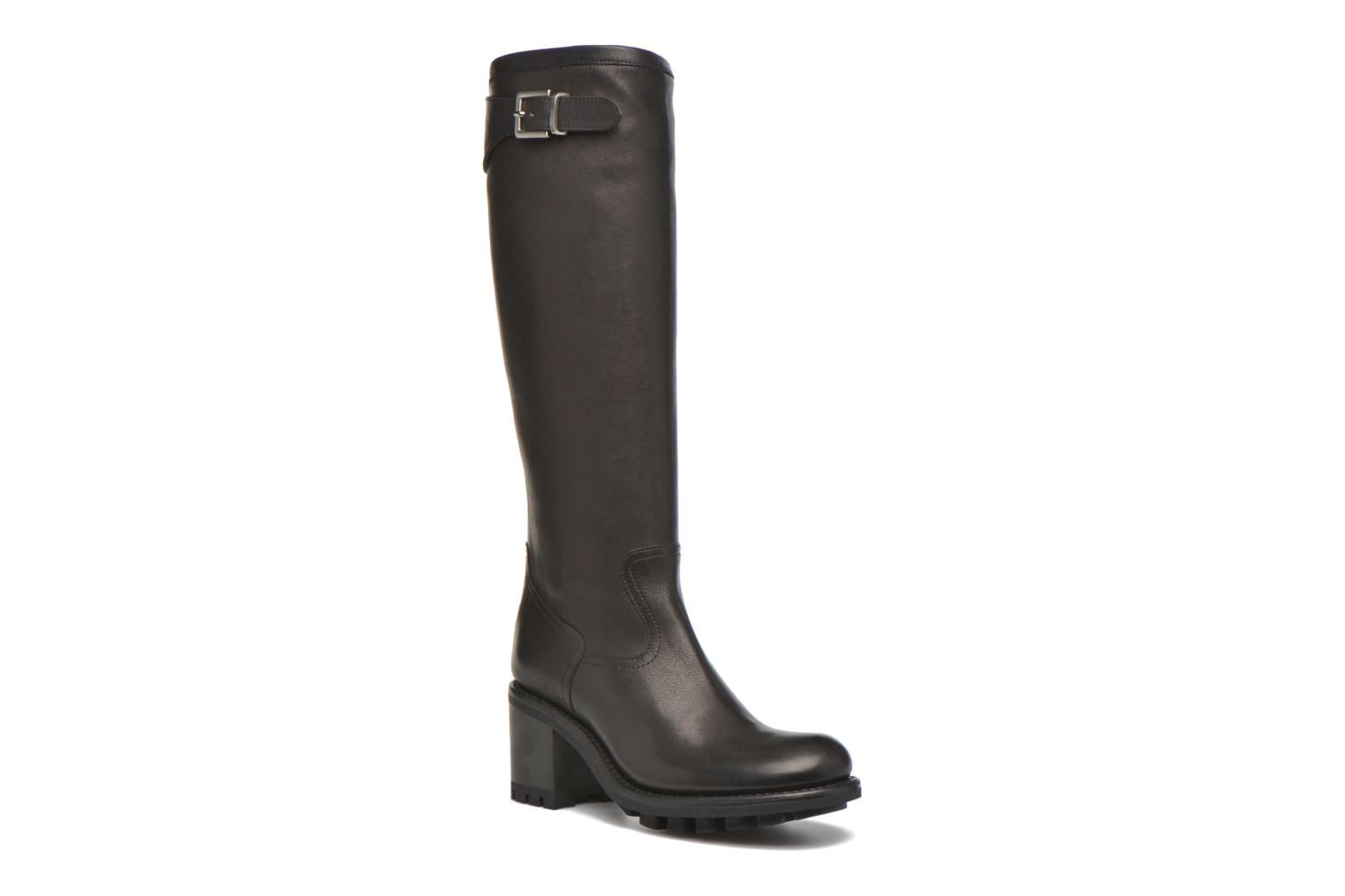 Boots & wellies Free Lance Justy 7 cavalière Black detailed view/ Pair view