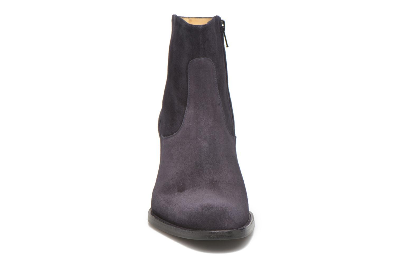 Bottines et boots Free Lance Legend 7 Zip Boot Bleu vue portées chaussures