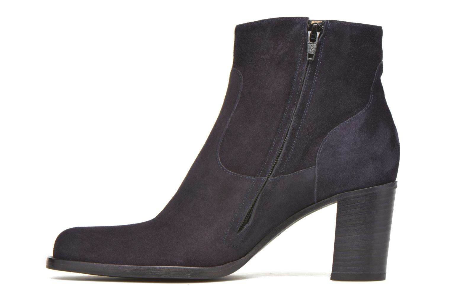 Ankle boots Free Lance Legend 7 Zip Boot Blue front view