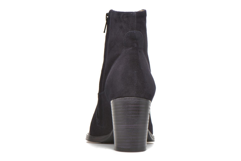 Bottines et boots Free Lance Legend 7 Zip Boot Bleu vue droite