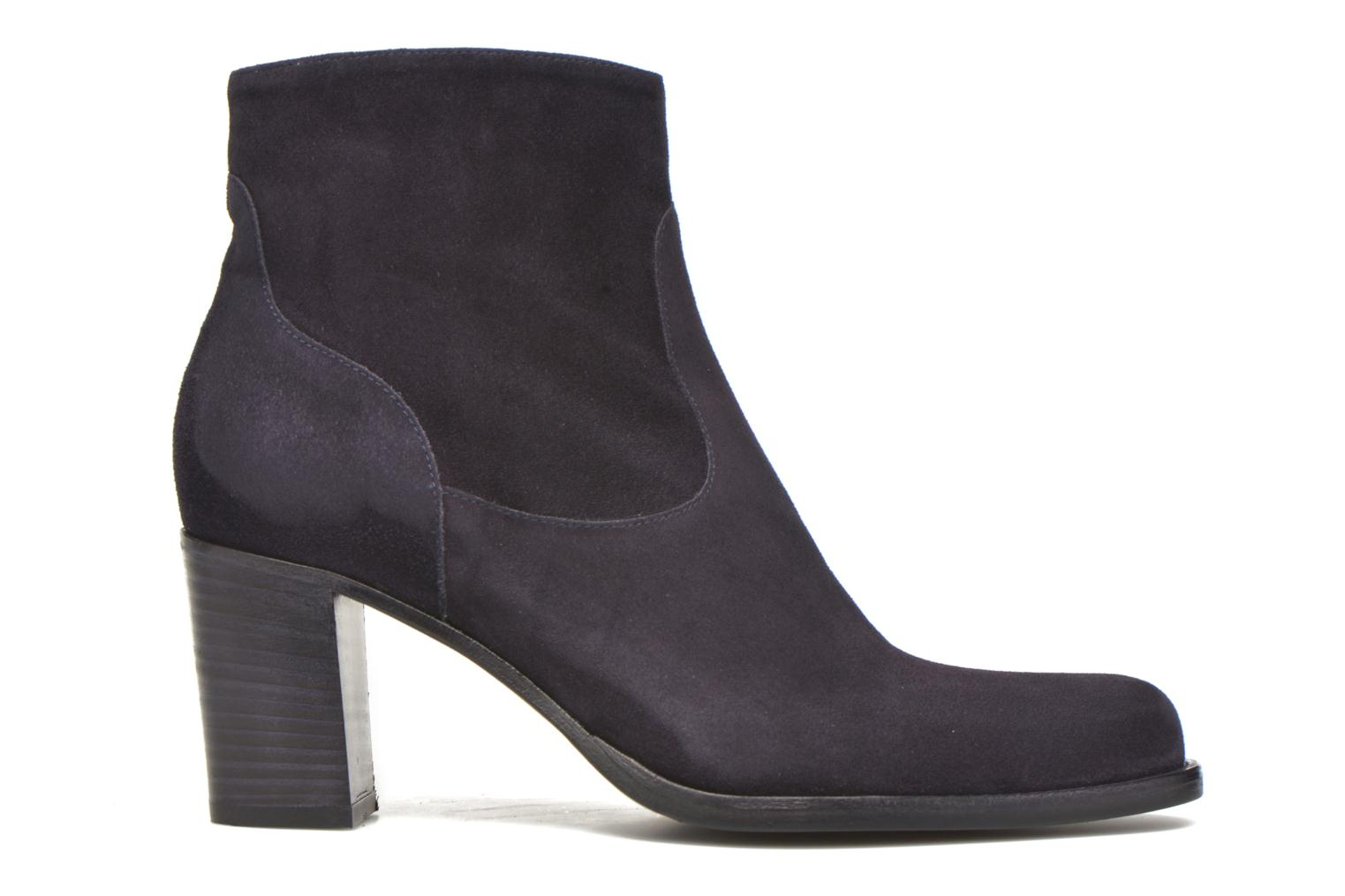 Ankle boots Free Lance Legend 7 Zip Boot Blue back view