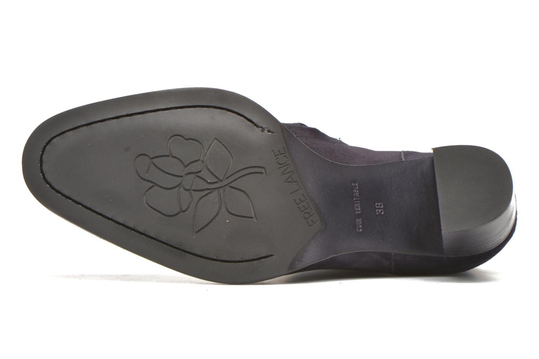 Bottines et boots Free Lance Legend 7 Zip Boot Bleu vue haut