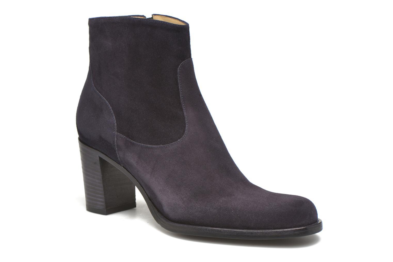 Bottines et boots Free Lance Legend 7 Zip Boot Bleu vue détail/paire