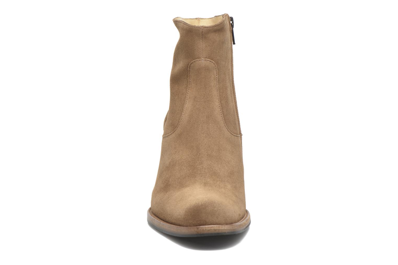 Bottines et boots Free Lance Legend 7 Zip Boot Marron vue portées chaussures
