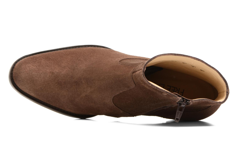 Bottines et boots Free Lance Legend 7 Zip Boot Marron vue gauche