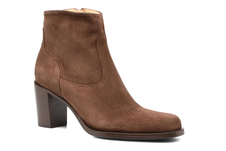 Legend 7 zip boot Sonia Extra Chocolat