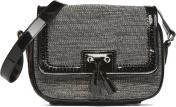 Handbags Bags AMELINE Porté travers cuir et textile