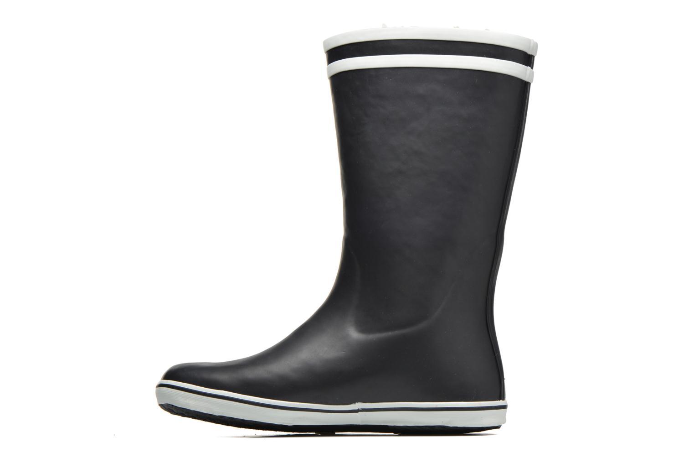 Støvler & gummistøvler Aigle Malouine Fur Blå se forfra