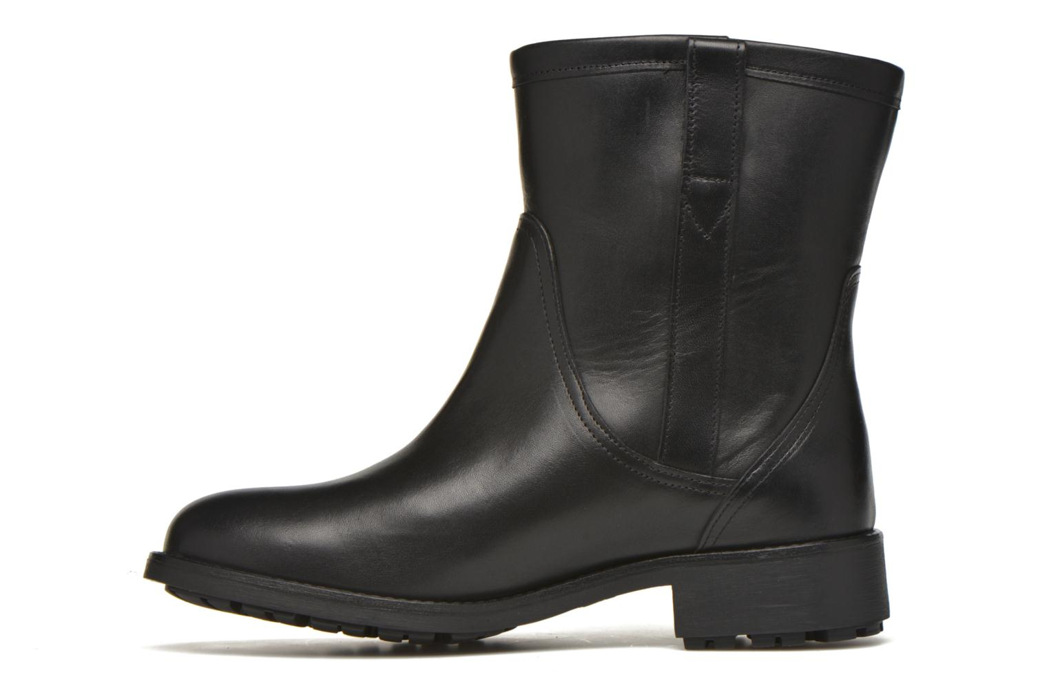 Ankle boots Aigle Chanteside Low Black front view