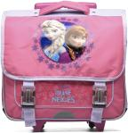 Cartable 38cm Trolley Reine des neiges -