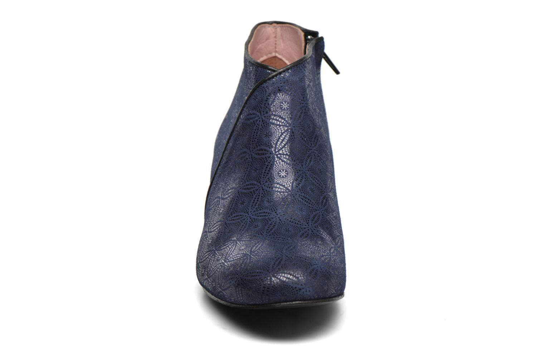 Bottines et boots Annabel Winship Sonicyouth Bleu vue portées chaussures