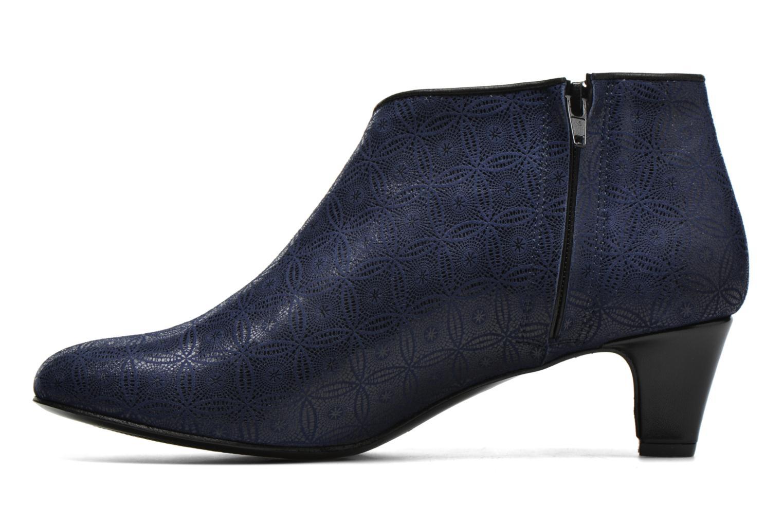 Bottines et boots Annabel Winship Sonicyouth Bleu vue face