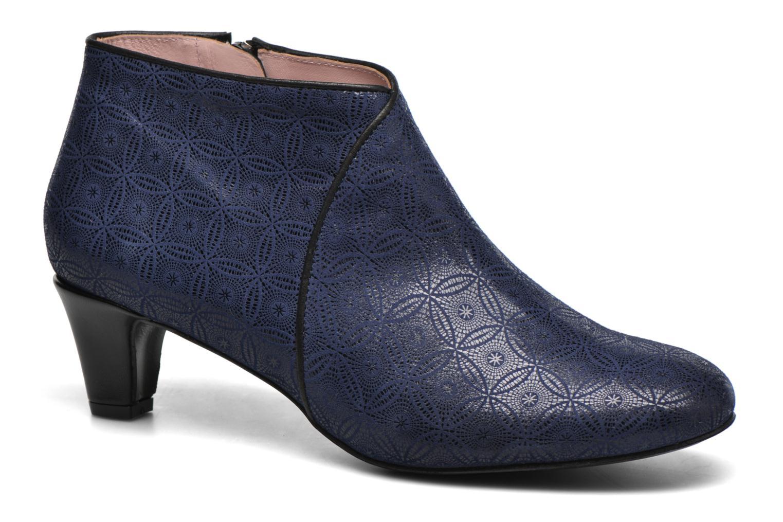 Bottines et boots Annabel Winship Sonicyouth Bleu vue détail/paire