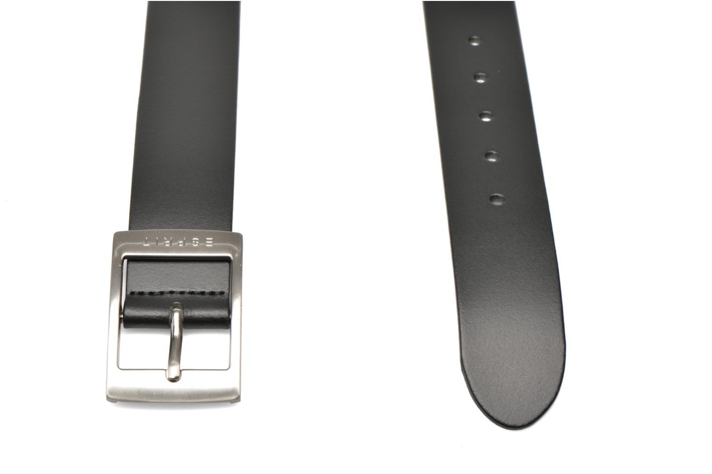 X Octavia Leather Belt 40mm Black