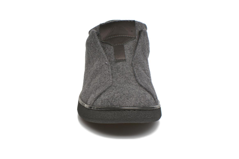 Baskets Marc Jacobs Dani Gris vue portées chaussures